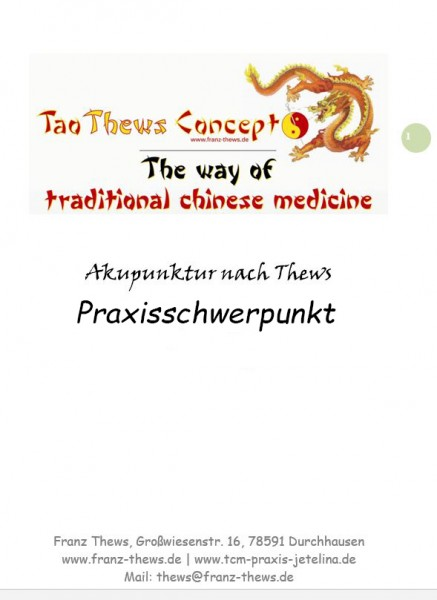 Schmerzbehandlung in der Orthopädie - Praxisschwerpunkt